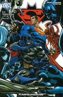 Antondemarirreguera.es Superman/Batman. Seconda serie. Vol. 8 Image