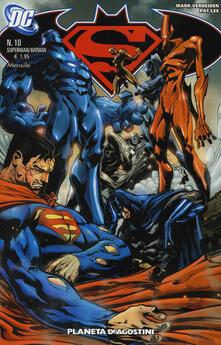 Promoartpalermo.it Superman/Batman. Seconda serie. Vol. 10 Image