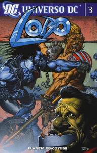 Lobo. Vol. 3 - copertina