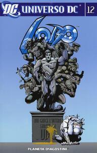 Lobo. Vol. 12 - copertina