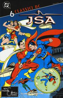 Rallydeicolliscaligeri.it JSA. Classici DC. Vol. 6 Image