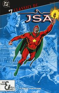 JSA. Classici DC. Vol. 7 - Roy Thomas,Arvell Jones - copertina