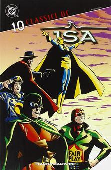Criticalwinenotav.it JSA. Classici DC. Vol. 10 Image