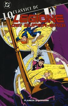 Winniearcher.com Legione dei super-eroi. Classici DC. Vol. 10 Image