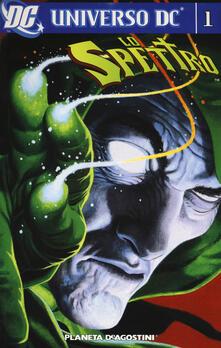 Antondemarirreguera.es Lo Spettro. Universo DC. Vol. 1 Image