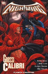 Grossi calibri. Nightwing. Vol. 6 - copertina