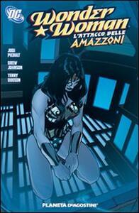 L' attacco delle amazzoni. Wonder Woman. Vol. 1 - Will Pfeifer - copertina