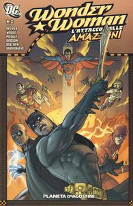 L' attacco delle amazzoni. Wonder Woman. Vol. 2 - Will Pfeifer - copertina