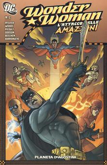 Winniearcher.com L' attacco delle amazzoni. Wonder Woman. Vol. 2 Image