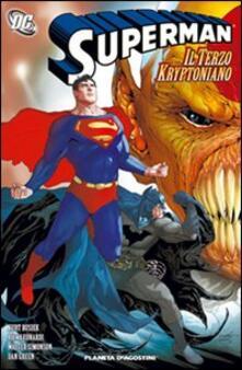 Camfeed.it Superman: il terzo kryptoniano Image