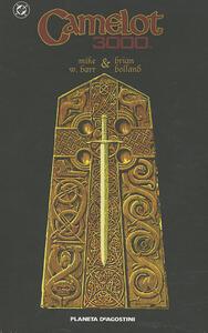 Camelot 3000 - Mike W. Barr,Brian Bolland - copertina