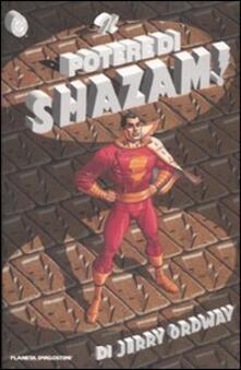 Il potere di Shazam - Jerry Ordway - copertina