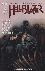 John Constantine. Hellblazer. Vol. 9 - copertina
