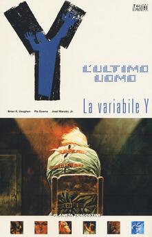 Squillogame.it Y. L'ultimo uomo. Vol. 11: variabile Y, La. Image
