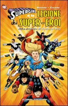 Winniearcher.com Supergirl e la legione dei super-eroi alla ricerca di Cosmic Boy Image