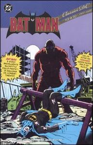 Batman. Classici DC. Vol. 2 - copertina