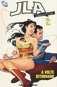 A volte ritornano. JLA classified. Vol. 8 - Roger Stern,John Byrne - copertina