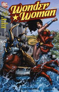 Wonder Woman. Vol. 2 - Gail Simone,Aaron Lopresti - copertina
