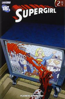 Warholgenova.it Supergirl. Universo DC. Vol. 2 Image
