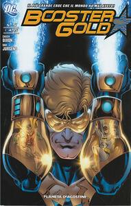 Booster gold. Vol. 5 - Chuck Dixon,Dan Jurgens - copertina