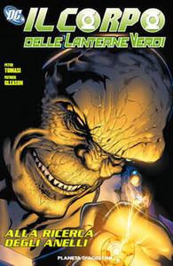 Il corpo delle lanterne verdi. Vol. 4 - Peter Tomasi - copertina