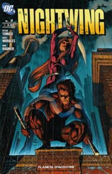 Writersfactory.it Amore & pallottole. Nightwing. Vol. 3 Image