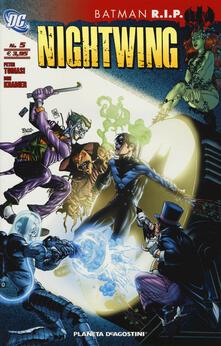 Grandtoureventi.it Batman R.I.P. Nightwing. Vol. 5 Image
