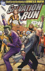 Foto Cover di Salvation Run. Vol. 2, Libro di  edito da Lion