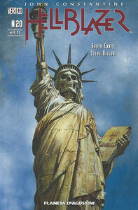 Libro John Constantine. Hellblazer. Vol. 20 Garth Ennis , Steve Dillon