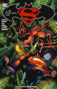 Ipabsantonioabatetrino.it Superman/Batman. Seconda serie. Vol. 19 Image