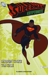 Kryptonite. Superman - Darwin Cooke,Tim Sale - copertina