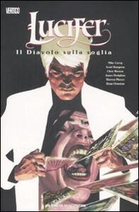 Lucifer. Vol. 1: Il diavolo sulla soglia. - copertina