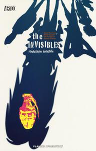Rivoluzione invisibile. The Invisibles. Vol. 1 - copertina
