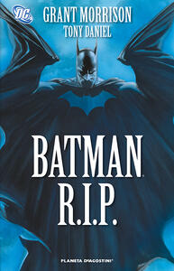 Batman. Vol. 3: Batman R.I.P.. - Grant Morrison - copertina
