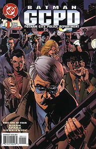 James Gordon. Gotham central speciale. Vol. 1 - Chuck Dixon - copertina