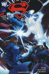 Libro Superman/Batman. Vol. 3 Jeph Loeb , Carlos Pacheco , Ian Churchill