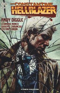 John Constantine. Hellblazer. Vol. 3 - Andy Diggle,Leonardo Manco,Giuseppe Camuncoli - copertina