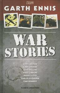 War stories - Garth Ennis - copertina