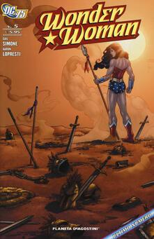 Lpgcsostenible.es Wonder Woman. Vol. 5 Image