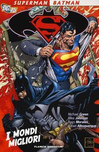 Superman-Batman. I mondi migliori. Vol. 1 - copertina