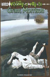 Vertigo voices. Kill your boyfriend-Il mistero di Dio - Grant Morrison,Philip Bond,Jon J. Muth - copertina