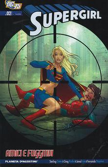 Winniearcher.com Amici e fuggitivi. Supergirl. Vol. 8 Image