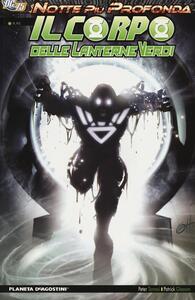 La notte più profonda. Il corpo delle lanterne verdi. Vol. 8 - Peter Tomasi,Patrick Gleason - copertina