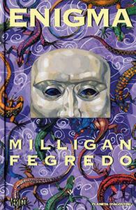 Enigma - Peter Milligan,Duncan Fegredo - copertina
