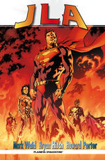 Libro Justice League America Mark Waid Bryan Hitch