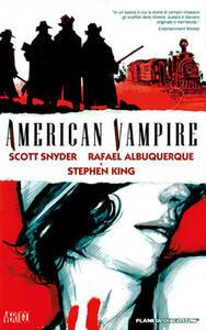 American vampire - Stephen King - copertina