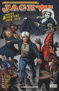 Libro Le nuove avventure di Jack e Jack. Jack of fables. Vol. 7