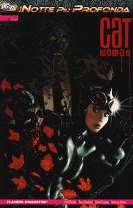 Notte più profonda. Catwoman - copertina
