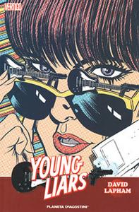 Libro Young liars David Lapham