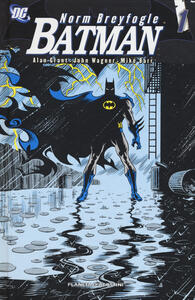 Batman. Vol. 1 - Norm Breyfogle - copertina